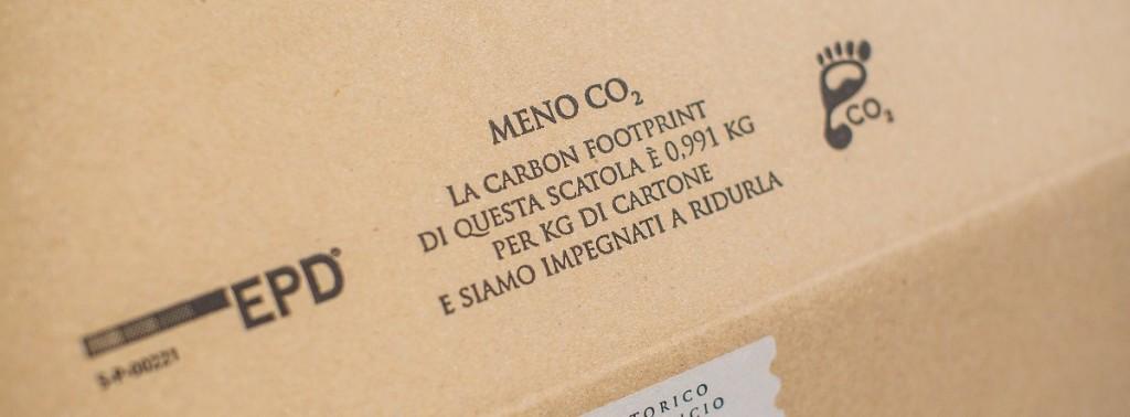 Certificazioni Sabox EPD, ISO 14001, ISO9001, FSC