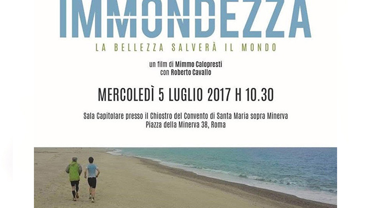 "In Senato per ""Immondezza"", il film di Calopresti"