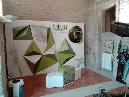 """""""La nuova ecologia"""" e Legambiente raccontano il nostro Museo di cartone"""