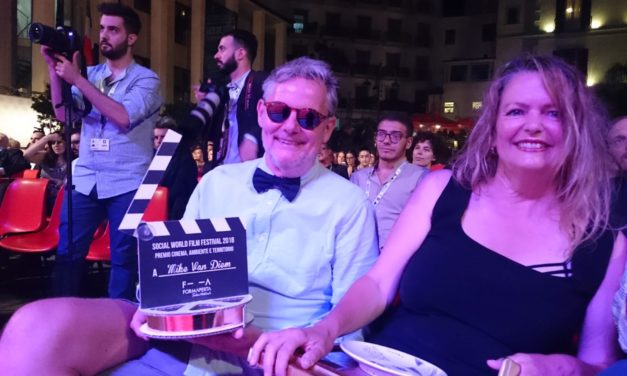 SWFF, Sabox Network assegna il premio Cinema, ambiente e territorio a Van Diem