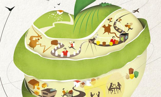 Circular Economy for Food, Sabox tra i 40 case history