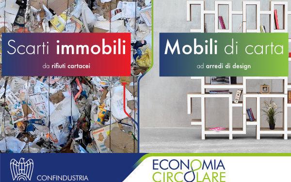 Economia Circolare, la Rete al workshop di Confindustria
