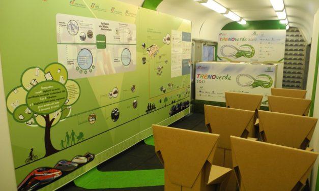 Mobilità sostenibile, la Rete 100%Campania a bordo del Treno Verde di Legambiente