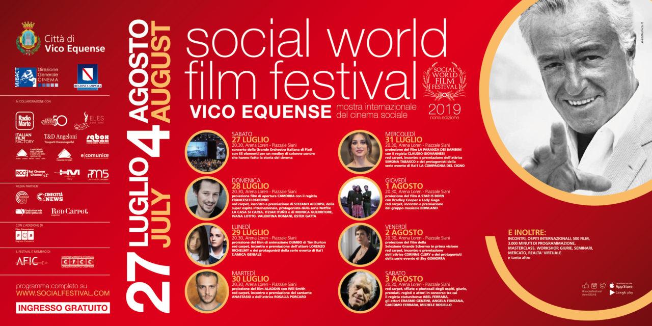 Cinema e Ambiente: al Social World Film Festival le scenografie sostenibili di Formaperta