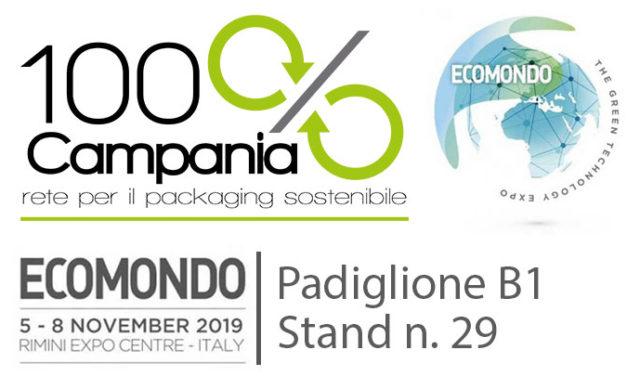 Sabox con La Rete 100% campania partecipa alla 23esima edizione di Ecomondo
