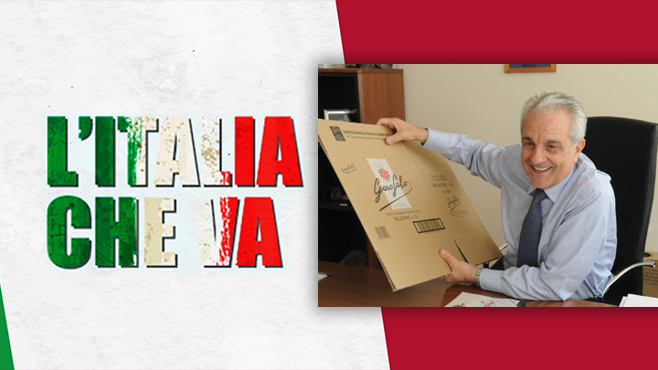L'Italia che va intervista Aldo Savarese