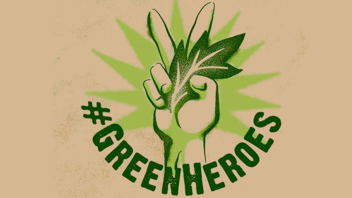 Aldo Savarese e 100% Campania sono i nuovi GreenHeroes