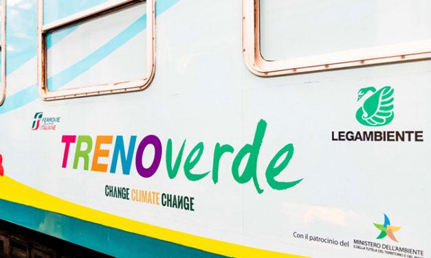 Sabox con la rete 100% Campania Partner del Treno Verde di Legambiente 2020