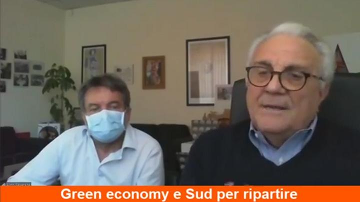 Green Economy e SUD per ripartire – Aldo Savarese partecipa al Webinar con il Ministro per il SUD Giuseppe Provenzano